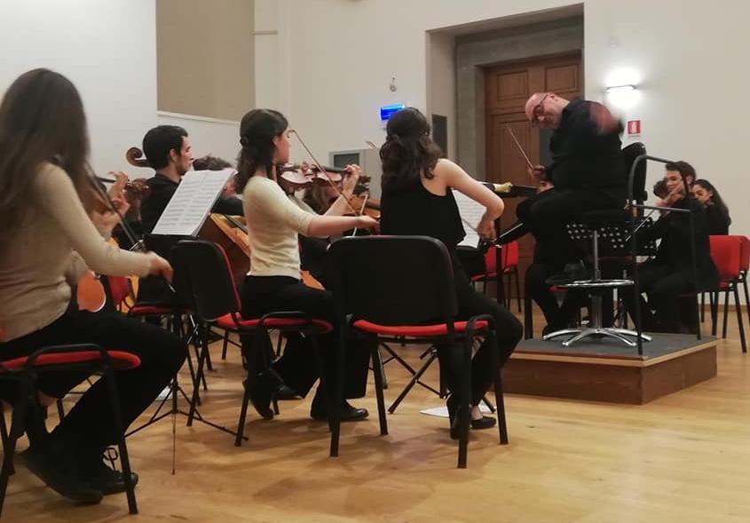 Prova aperta dell'Orchestra Galilei