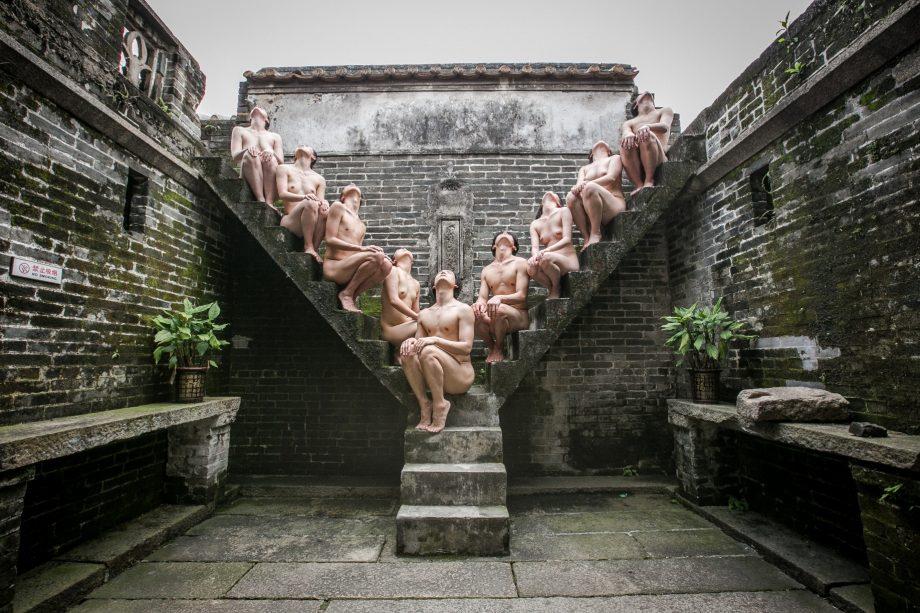 Polli d'allevamentoWorkshop con il coreografo cinese Er Gao