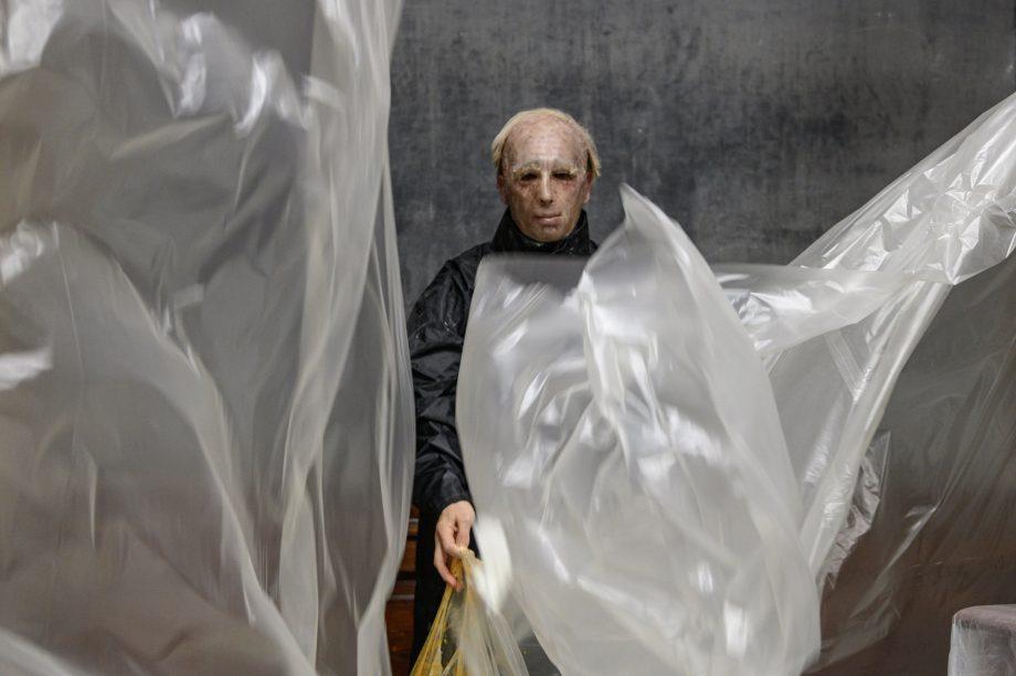 Michele SinisiEDIPO. Il corpo tragico
