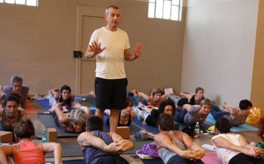 Il cuore del riconoscimentoSeminario di yoga