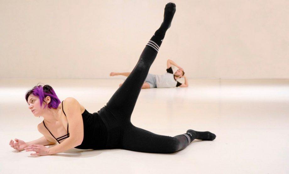 – Attività rimandata –Greta Francolini eGiuseppe Vincent Giampino Residenza coreografica