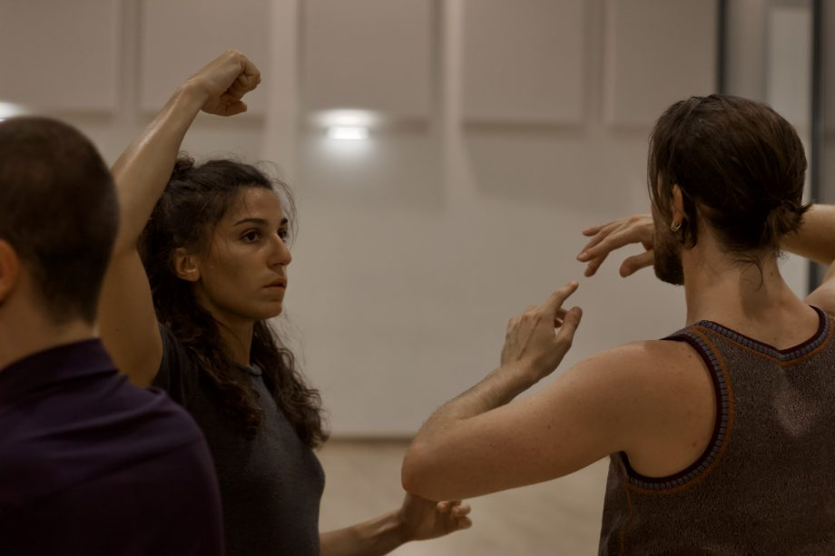 Giovanfrancesco GianniniFabio NovembriniValentina ZappaMEMORIES_an archive of gesturesResidenza coreografica