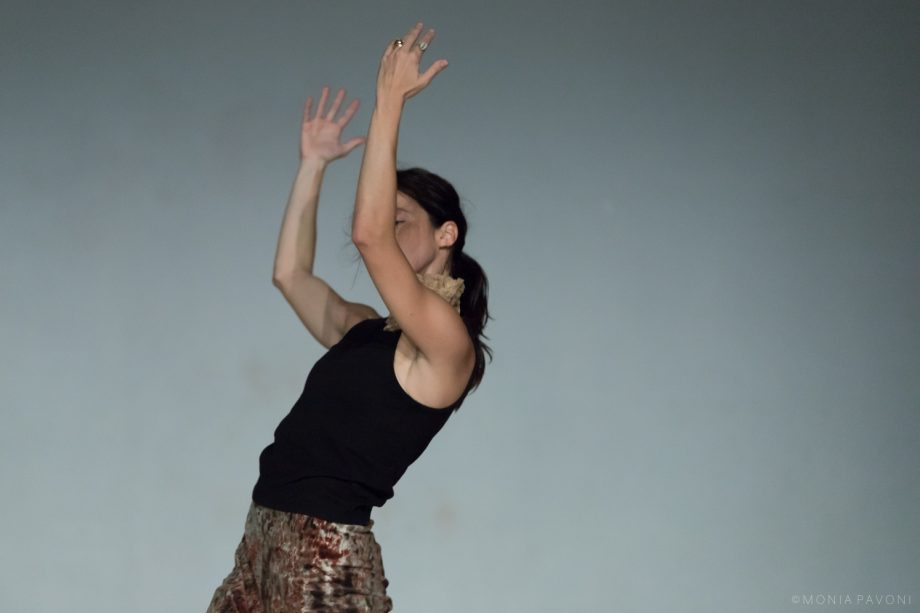 Dance for DanceSharing Training conAnnamaria Ajmone9 ottobre 2020