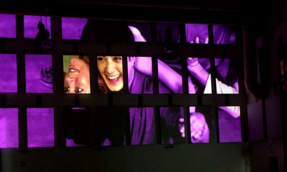 Dance WallInstallazione video immersivaFabbrica Europa 2020
