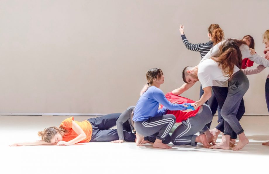 Contemporary Mood movement experience· Workshop intensivo ·